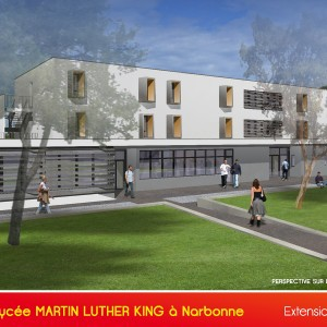 Lycée Martin Luther King